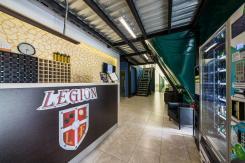 Фитнес центр легион